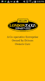 Yellow London Taxi Inc.- screenshot thumbnail