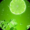 果汁的動態壁紙V2 icon