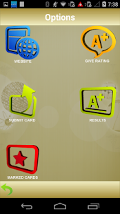 GAMSAT Science Flashcards- screenshot thumbnail