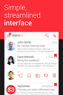 myMail—Free Email Application Screenshot 12