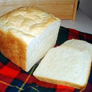 Bread Machine White Loaf Recipe