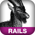 Rails: Up and Running logo