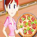 Sara's Cooking:Pizza Tricolore icon