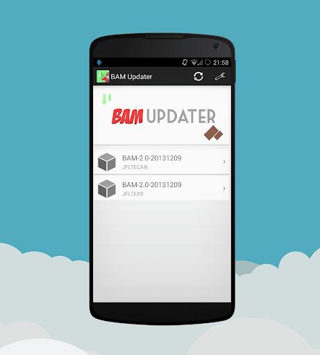 BAM Updater