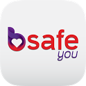 bSafe - Personal Safety App icon