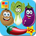 Vegetables Flashcards V2 icon