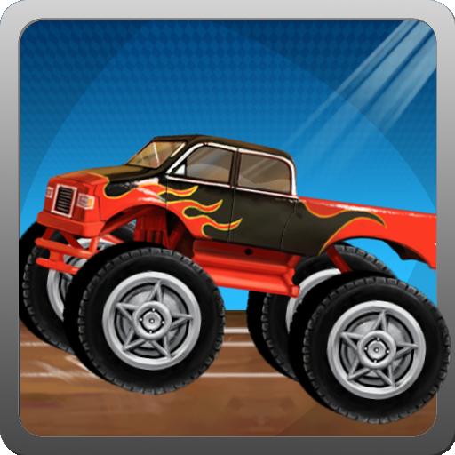 play free online monster truck racing games