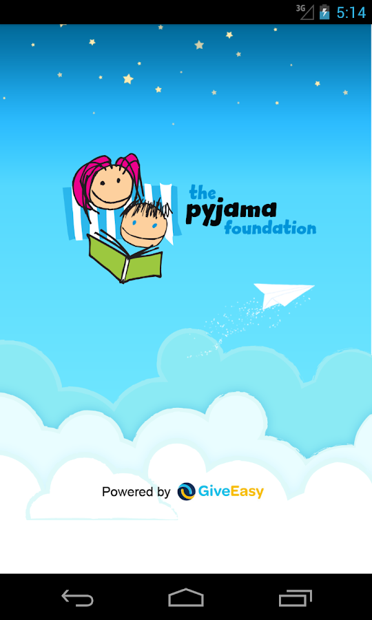 Pyjama Foundation- screenshot