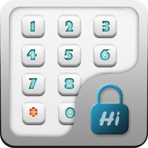 HI AppLock(Simple White Theme) 商業 App Store-癮科技App