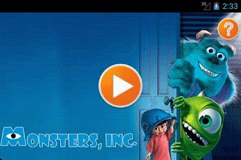 Memory Game: Monsters Inc. Android Entertainment