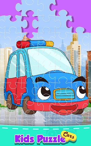 Cars Cartoon - Jigsaw Puzzles