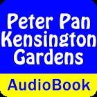 Peter Pan in Kensington Garden icon