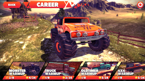Offroad Legends 2 - Hill Climb Screenshot 8