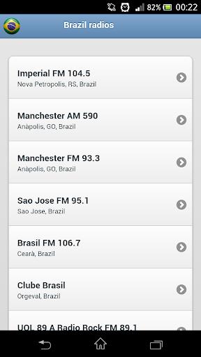 Brazil Radios