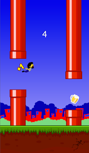 Flappy Raminhos- screenshot thumbnail
