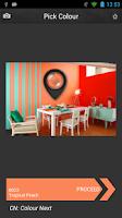 Screenshot of COLOUR SCHEME PRO Asian Paints
