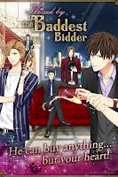 Screenshot of Kissed by the Baddest Bidder