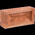 Brick (อิฐ - ที่ทับกระดาษ)