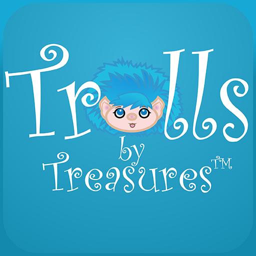 Trolls Treasures Avatar Maker LOGO-APP點子