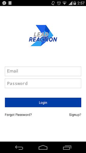 Lead Reaction