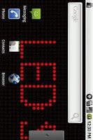 Screenshot of Live Wallpaper LED Scroller