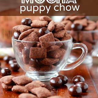 Mocha Puppy Chow