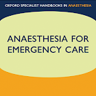 Anaesthesia for Emergency Care icon