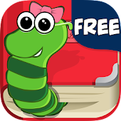Dolly's Bookworm Puzzle FREE