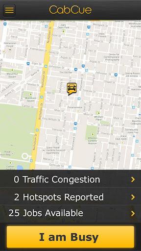 CabCue Driver: The Driver App