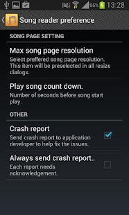 Song Sheet Reader- screenshot thumbnail