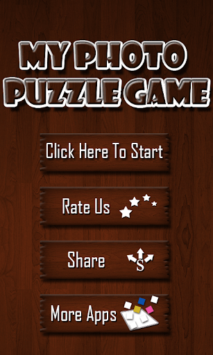 My Photo Puzzle Game