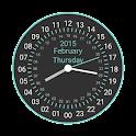 24-Hour Clock Widget icon