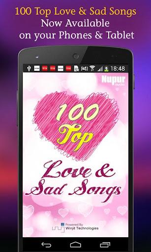 100 Top Love Sad Songs