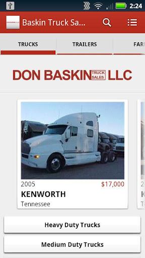 Baskin Truck Sales