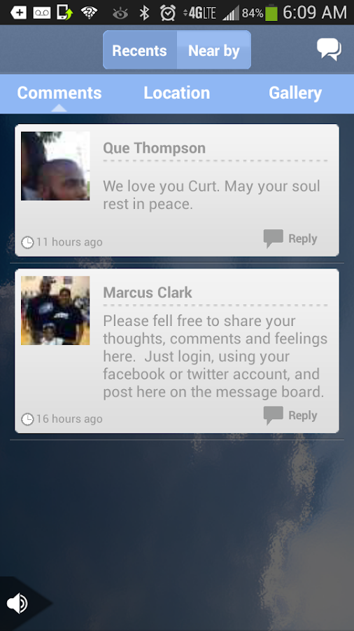 "RIP Curtis ""Diddy"" Thompson Jr - screenshot"