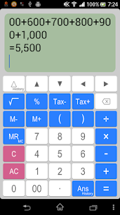 Calculator- screenshot thumbnail