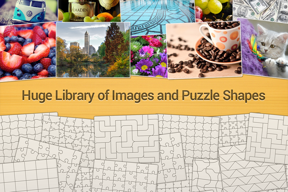Jigsaw Puzzle Maker- screenshot