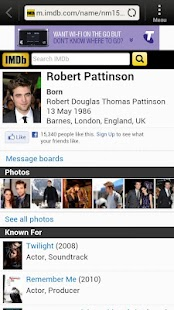 Robert Pattinson Fans - screenshot thumbnail