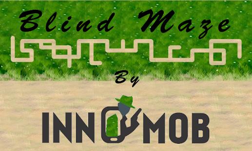 Blind Maze Free screenshot