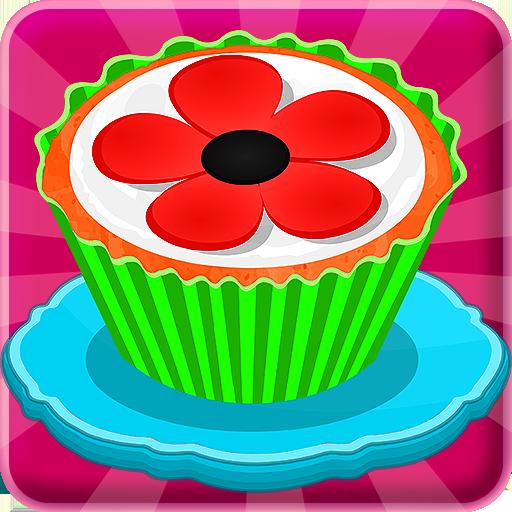Cupcake Mania - Cooking Game LOGO-APP點子