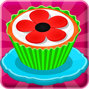 Cupcake Mania – Cooking Game for PC and MAC
