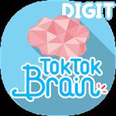 TokTok Brain for digit