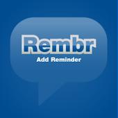 Rembr Lite - Voice to Calendar