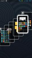 Screenshot of TSF Shell Theme CUBE3 DEMO