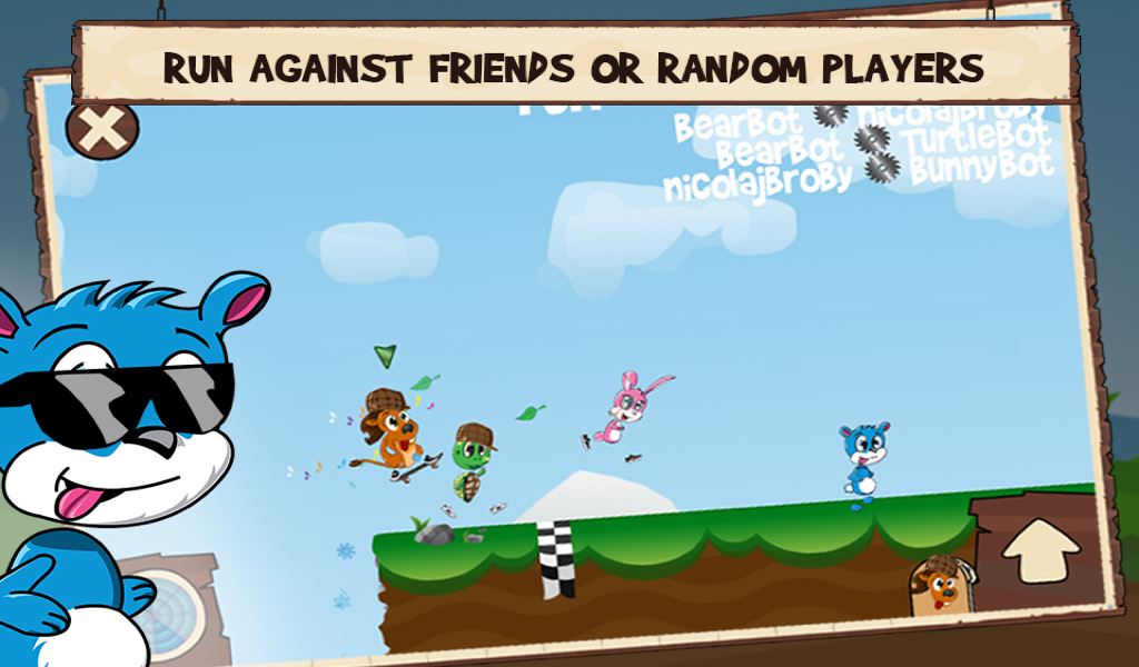 Fun Run - Multiplayer Race- screenshot