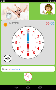 Learning to tell Time- screenshot thumbnail