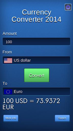 货币变换器2014