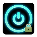 Screen Off and Lock icon
