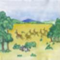童書故事繪本 「敬天─尊重大自然」- 保育類 icon