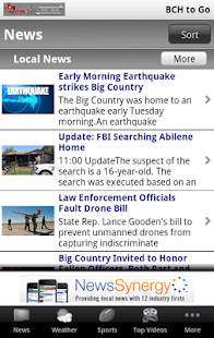 BigCountry To Go - screenshot thumbnail